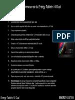 Manual Actualización Del s10 Dual