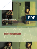 chapter 4- vocabulary instruction