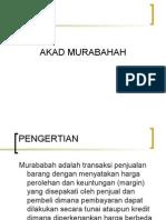 AKAD MURABAHAH