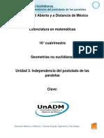 U3. Independencia del postulado de las paralelas.pdf