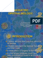 Paediatric Ophth