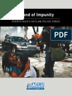 """""""Isla de Impunidad"""