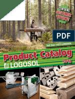 2012 Logosol Catalog