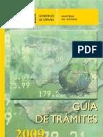 Guía de trámites 2009/2010