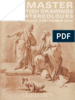 Old Master and British Drawings and Watercolours