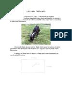 La Cabra Pastando