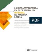 Infraestructura en Desarrollo Integral de a Latina