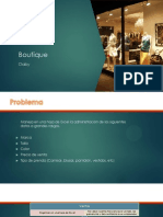 Boutique proyecto