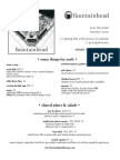 night menu 12.09.14