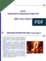 Organizaciones, organigrama, estructura