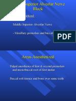 Maxillary Anesthesia -3