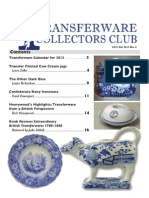 Transferware Collectors Club 2012, no. 2