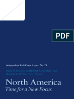 North America - Time for a New Focus by CFR