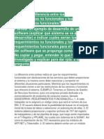 Cuál es la diferencia entre los requerimientos no funcionales y los requerimientos funcionales.docx