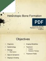 heterotopic bone formation pp