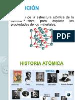 (Estructura Atómica)