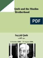 Sayyid Qutb and the Muslim Brotherhood