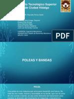 Poleas y Bandas