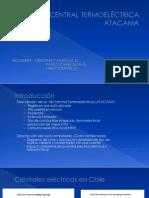 Central Termoeléctrica Atacama