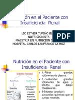 Nutricion en Pacientes Con Enfermedad Renal