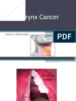 larynx cancer case study andrew