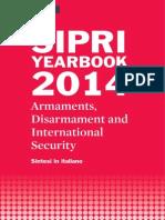 SIPRI Yearbook 2014 Sintesi in italiano