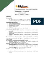 Guia de Estudio Segundo Bimestre 2014-2015
