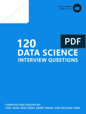 120 Interview Questions   Regression Analysis   Statistical