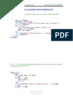 Trabajo de Programacion 5 Ejercicios
