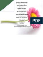 leda poem progression