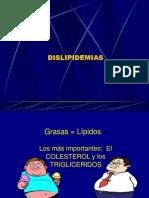 Clase Nro 11-Dislipidemias-Hipertensión Arterial