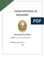 Extracción de Aromáticos Por El Proceso Udex