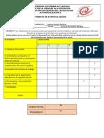 1º y 2º Formato de Evaluacion 1 Docx