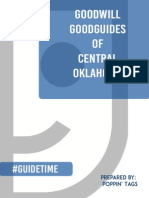 Goodwill's GoodGuides Campaign