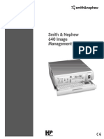 Dyonics 640 User Manual