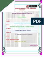 Ministerio de Transportes y Comunicaciones del Perú trabaj a presentar.docx