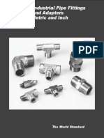 Pipe Fitting and Adapters
