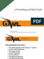 MLA Presentation.ppt