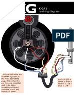 AKG_K241 headphone Rewiring Diagram