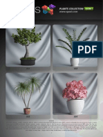 CG AXIS -  Plants Collection Catalog