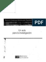Un aula para investigaci+¦n.pdf