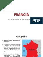 Francia y su historia