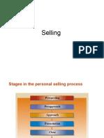 Basics of selling skills