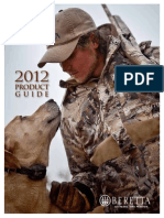 Beretta 2012 Beretta Product Guide