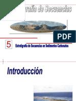 Estratigrafia de Secuencias en Carbonatos