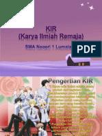 Presentasi KIR