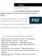 Khyâl Attack as a Cultural Concept in the DSM-V Manual (2013) 6/29/15