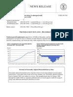 December Employment Report