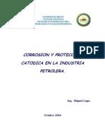 Manual Del Curso basico de proteccion catodica