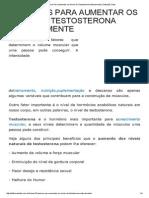 10 Passos Para Aumentar os Níveis de Testosterona Naturalmente _ Definição Total.pdf